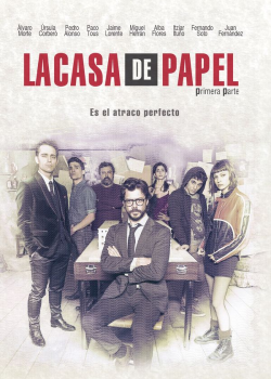 Money Heist (La casa de papel):: Download series on your phone from