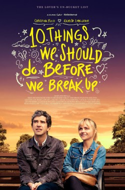 10 Things We Should Do Before We Break Up (2020 - English)