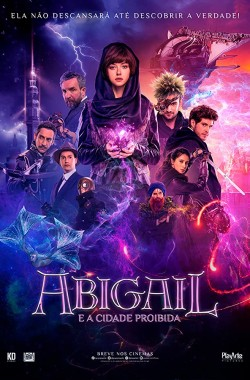 Abigail (2019 - VJ Junior - Luganda)