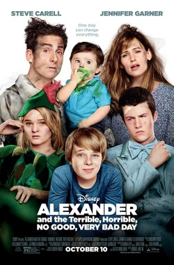 Alexander and the Terrible, Horrible, No Good, Very Bad Day (2014 - VJ Junior)