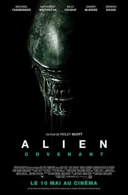 Alien Covenant (2017 - VJ Junior - Luganda)