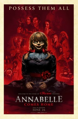 Annabelle Comes Home (2019 - VJ Junior - Luganda)