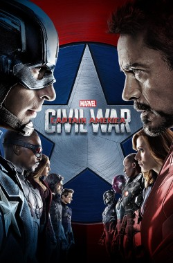 Captain America: Civil War (2016 - English)