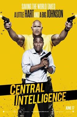 Central Intelligence (2016 - VJ Junior - Luganda)