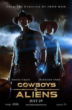 Cowboys and Aliens (2011 - VJ Junior - Luganda)