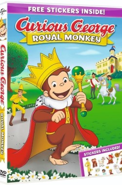 Curious George Royal Monkey (2019)