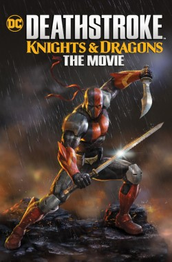 Deathstroke Knights and Dragons The Movie (2020 - English)