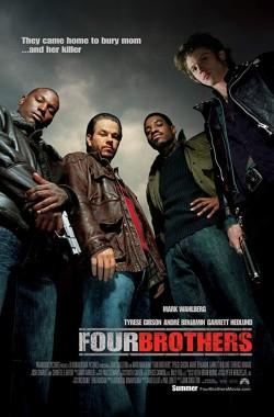 Four Brothers (2005 - VJ Junior - Luganda)