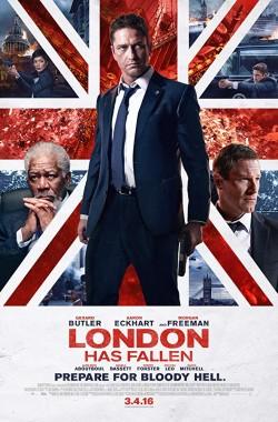 London Has Fallen (2016 - VJ Junior - Luganda)