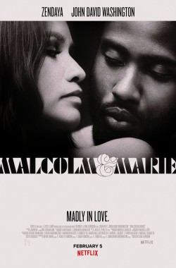 Malcolm And Marie (2021 - English)