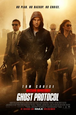 Mission: Impossible - Ghost Protocol (2011 - English)