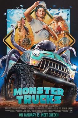 Monster Trucks (2016 - VJ Junior - Luganda)