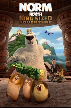 Norm of the North King Sized Adventure (2019 - English)