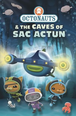 Octonauts and the Caves of Sac Actun (2020 - English)