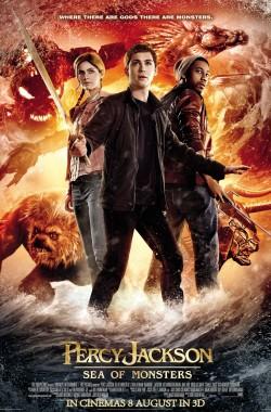 Percy Jackson: Sea of Monsters (2013 - VJ Junior - Luganda)