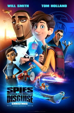 Spies in Disguise (2019 - English)