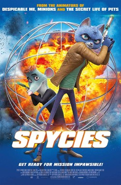 Spycies (2019 - English)
