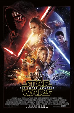 Star Wars: Episode VII - The Force Awakens (2015 - English)