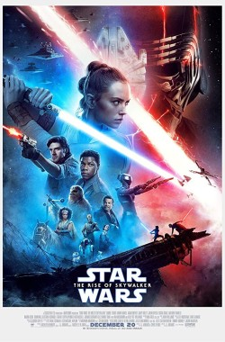 Star Wars The Rise Of Skywalker (2019 - English)