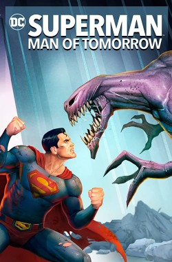 Superman Man of Tomorrow (2020 - English)