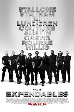 The Expendables (2010 - English)