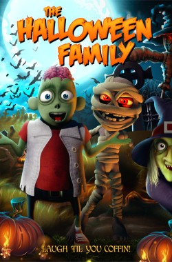 The Halloween Family (2019 - English)