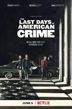 The Last Days of American Crime (2020 - VJ Junior - Luganda)