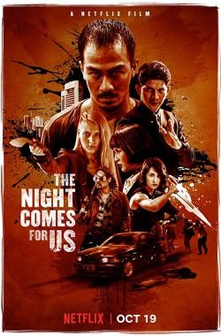 The Night Comes for Us (2018 - VJ Junior - Luganda)