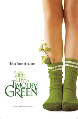 The Odd Life of Timothy Green (2012 - VJ Junior - Luganda)