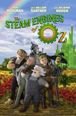 The Steam Engines of Oz (2018 - English)