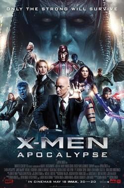 X-Men Apocalypse (2016 - VJ Junior - Luganda)
