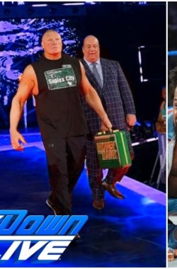 WWE Smackdown Live 21 May 2019