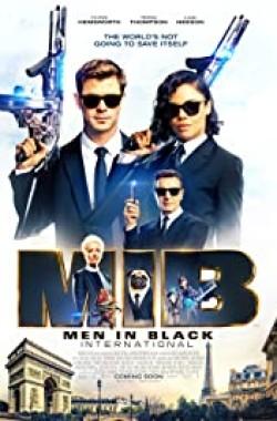 Men in Black: International (2019 - VJ Junior - Luganda)