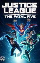 Justice League vs the Fatal Five (2019 - English)