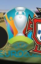 UEFA Euro 2020 Round of 16 - Portugal vs Belgium Round of 16