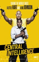 Central Intelligence (2016 - VJ Junior - Luganda)