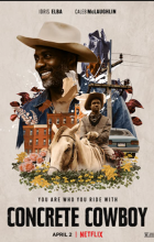 Concrete Cowboy (2020 - English)