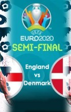 UEFA Euro 2020 Semi Final - England vs Denmark