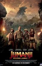 Jumanji: Welcome to the Jungle (2017 - Luganda - VJ Junior)