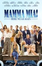 Mamma Mia! Here We Go Again (2018 - English)