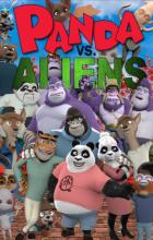 Panda vs Aliens (2021 - English)
