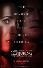 The Conjuring: The Devil Made Me Do It (2021 - English)