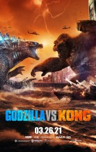 Godzilla vs. Kong (2021 - English)